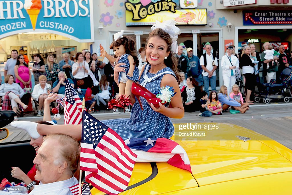 Miss New Jersey 2015 Parade