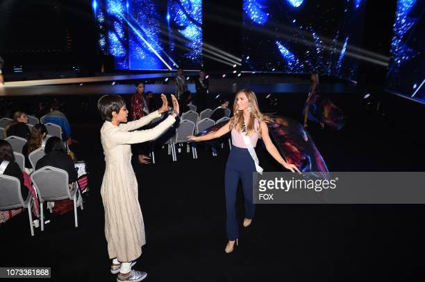 Miss Spain Angela Ponce at the rehearsals for the 2018 MISS UNIVERSE competition airing live from Bangkok Thailand on Sunday Dec 16 on FOX