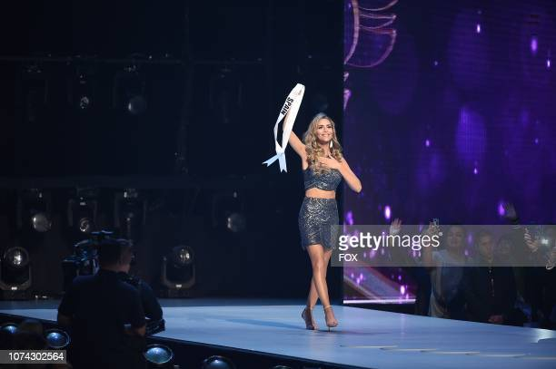 Miss Spain Angela Ponce the first transgender contestant in the 2018 MISS UNIVERSE competition airing live from Bangkok Thailand on Sunday Dec 16 on...