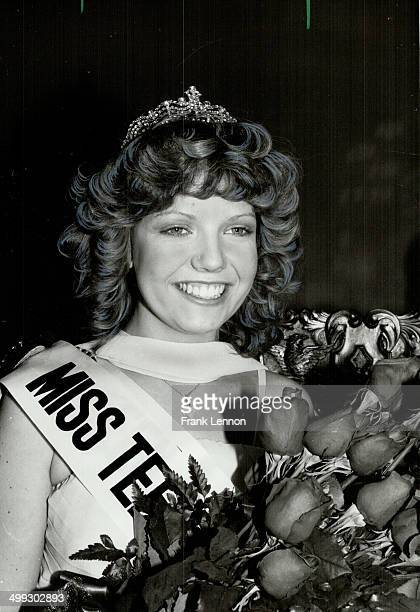 Miss Teen Canada Heather Hiscox 16 of Owen Sound won title and scholastic award with beauty brains and bunions A3