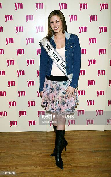 Miss Teen USA Tami Farrell arrives at the 5th Annual YM MTV Issue party at Spirit March 24 2004 in New York City