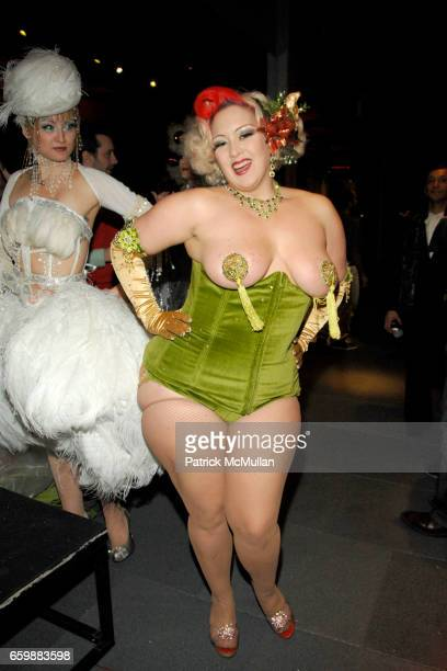 Miss Tickle and Dirty Martini at DAVID BARTON'S TOY DRIVE for Kids at Hospitals and Shelters In New York at David Barton Gym on December 21 2009 in...