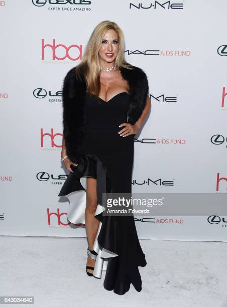 Miss United Nation 2013 Carla Gonzalez arrives at the 3rd Annual Hollywood Beauty Awards at Avalon Hollywood on February 19 2017 in Los Angeles...