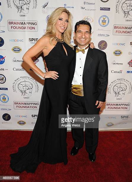 Miss United Nation International 2014 Carla Gonzalez and Babak Kateb Chairman of the Board CEO and Scientific Director of Society for Brain Mapping...