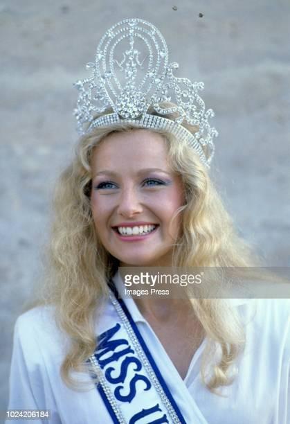 Yvonne Ryding Miss Universe