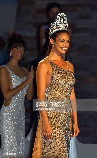 Miss Universe 2001, Denise Quinones from Puerto Rico