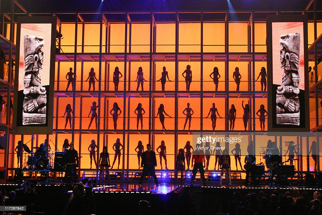 Miss Universe 2007 Delegates during Miss Universe 2007 - Show at Auditorio Nacional in Mexico City, Mexico City, Mexico.