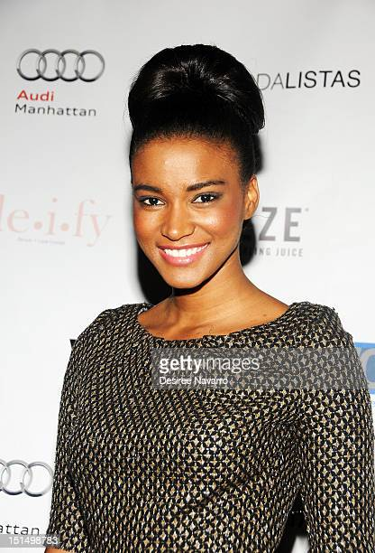 Leila Lopes Stock Photos And Pictures Getty Images