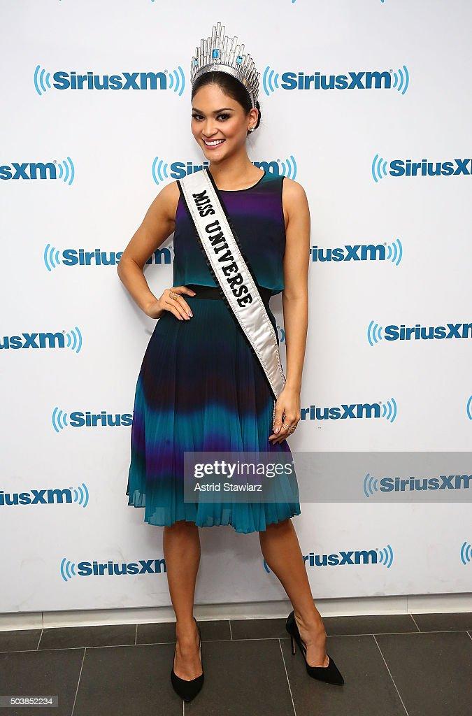 Celebrities Visit SiriusXM Studios - January 7, 2016