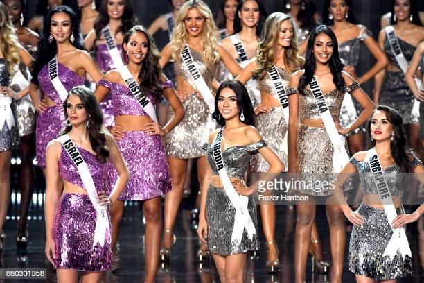 Miss Universe 2017 Constestants Miss Korea 2017 Cho SeWhee Miss Russia 2017 Kseniya Alexandrova Miss Israel 2017 Adar Gandelsman Miss Austria 2017...