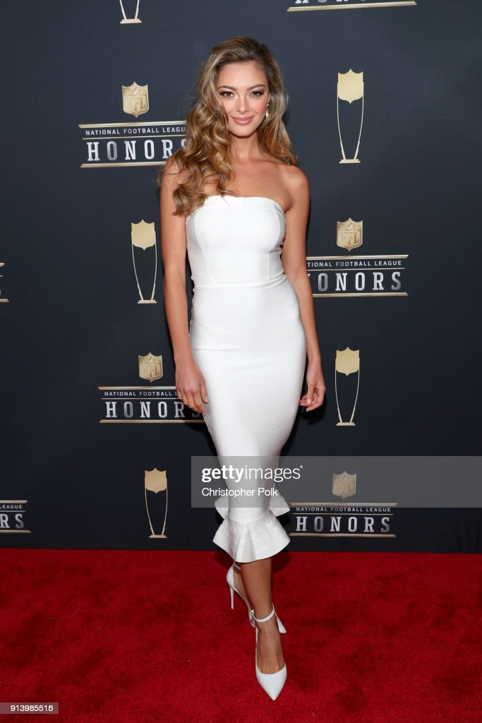 NFL Honors - Arrivals : News Photo
