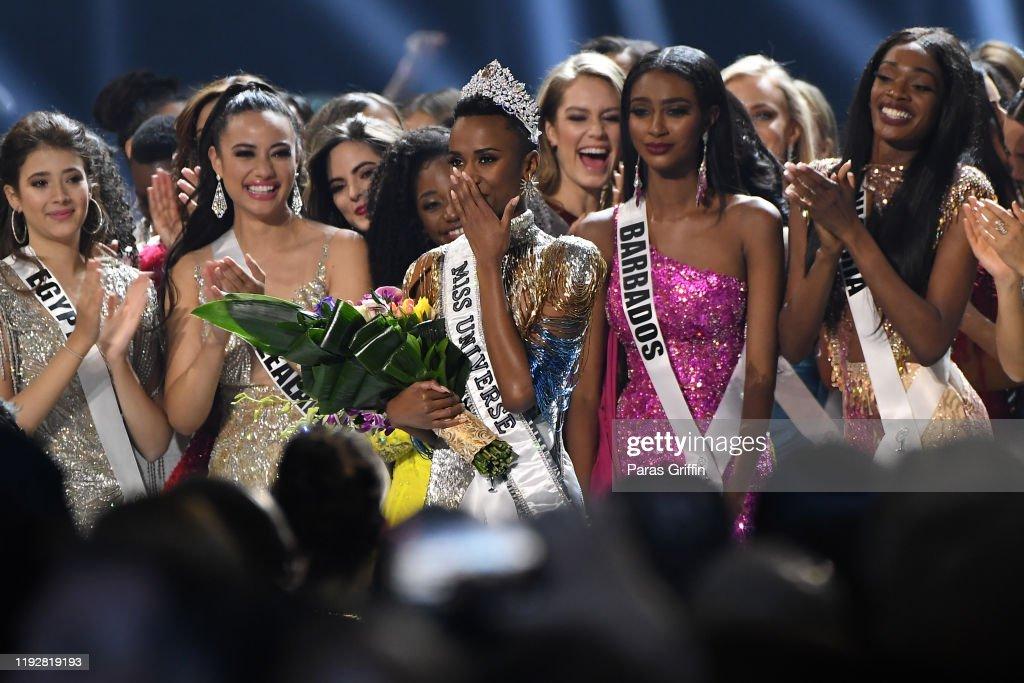 The 2019 Miss Universe Pageant - Show : Nachrichtenfoto