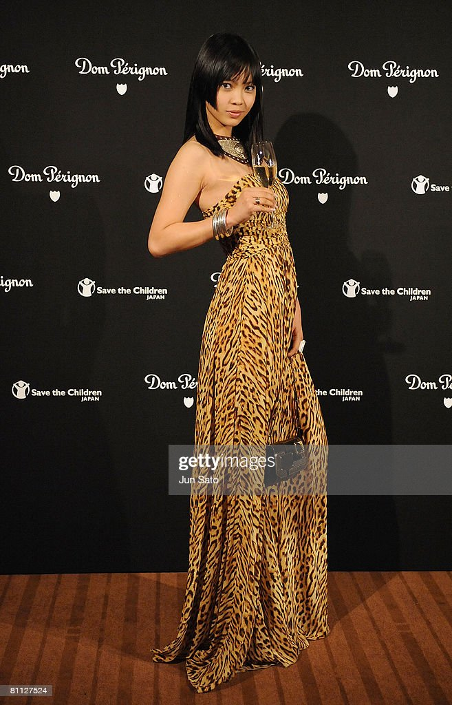 Miss Universe Japan 2008 Hiroko Mima attends the 2009 Miss