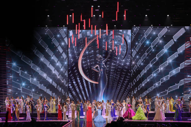 FL: The 69th Miss Universe Competition - Preliminary Competition