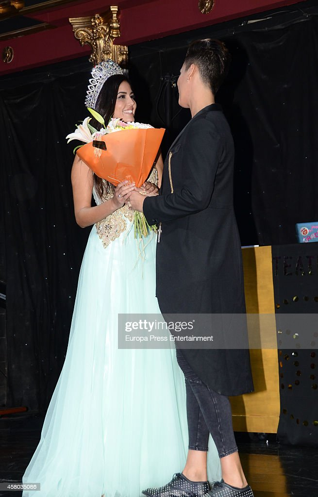 Miss Universe Spain 2013 Crowns Miss Universe Spain 2014