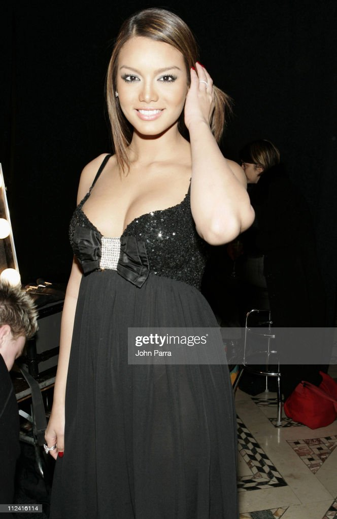 Mercedes-Benz Fashion Week Fall 2007 - Rolling with Style Gala - Backstage