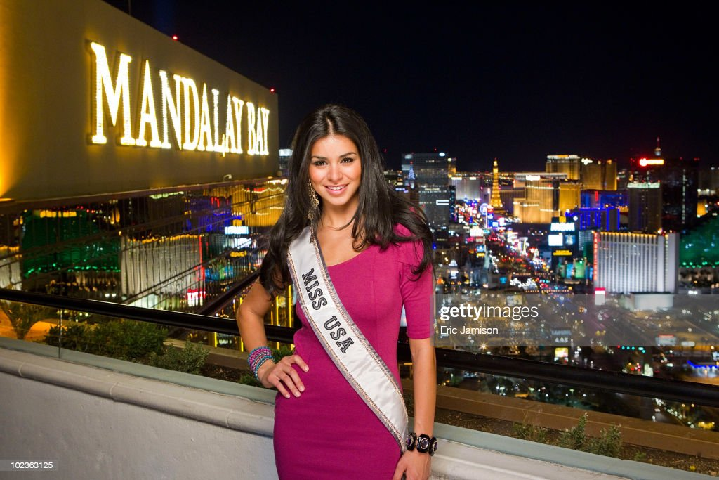 Miss USA 2010 Rima Fakih Promotes 2010 Miss Universe Pageant