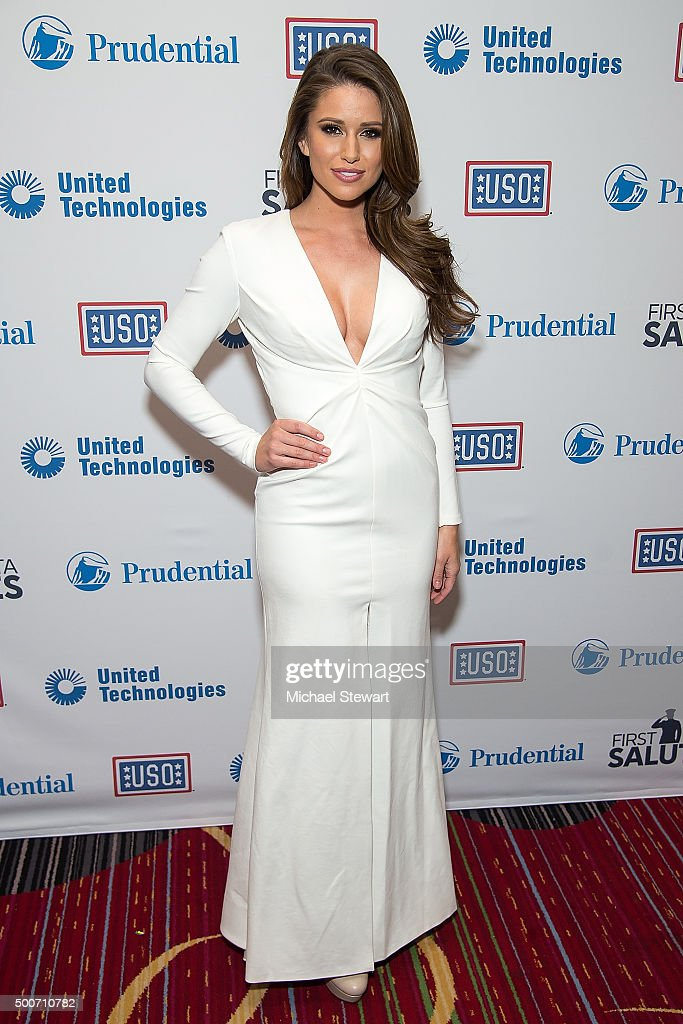 54th USO Armed Forces Gala And Gold Medal Dinner