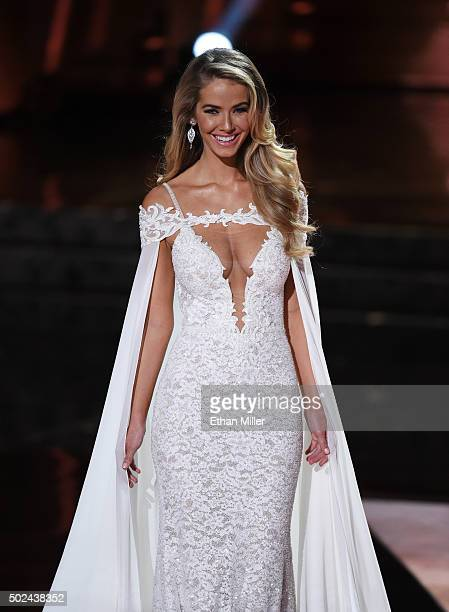 Miss Universe 2015 Stock Photos and Pictures | Getty Images