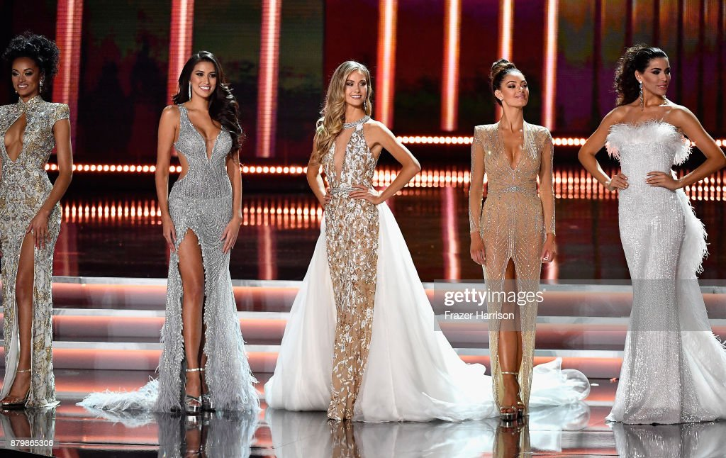 The 2017 Miss Universe Pageant : News Photo