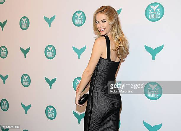 Miss USA Olivia Jordan attends 8th Annual Shorty Awards Red Carpet And Awards Ceremony at The New York Times Center on April 11 2016 in New York City