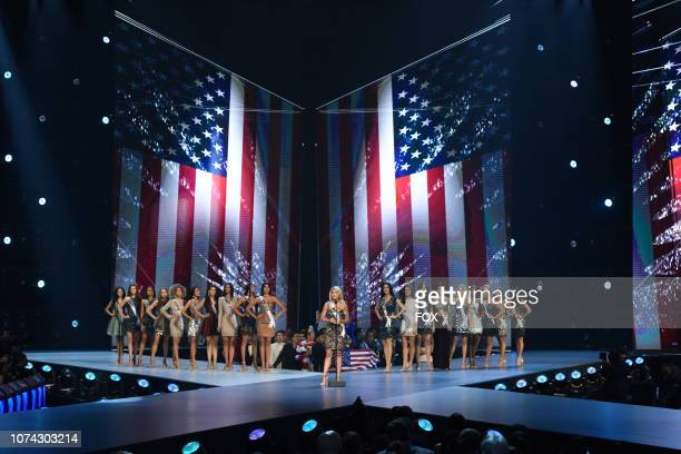 Miss USA Sarah Rose Summers during the 2018 MISS UNIVERSE competition airing live from Bangkok Thailand on Sunday Dec 16 on FOX
