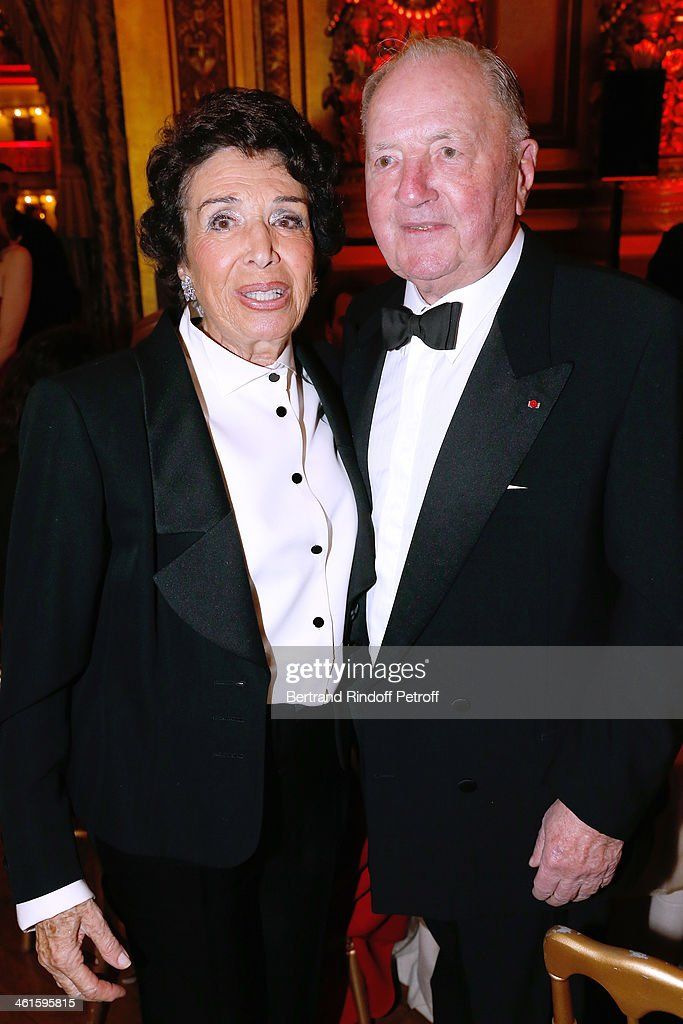 Arop Charity Gala At Opera Garnier