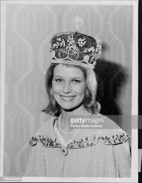 Miss Victoria Gloria KropeMiss Victoria Gloria Krope who was named last night as Miss Australia 1978The Premier Mr Wran made the announcement in the...