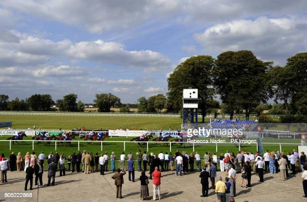 Miss Whippy ridden by Hayley Turner wins The Summer Celebration With Go West 29th August Selling Stakes at Windsor Racecourse