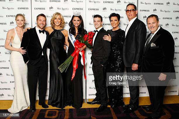 PAGEANT Miss Wisconsin Laura Kaeppeler was crowned Miss America 2012 on The 2012 Miss America Pageant live from the Planet Hollywood Resort Casino in...