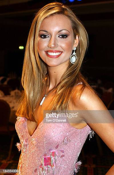 World rosanna davison stock photos and pictures getty images miss world 2003 rosanna davison during miss ireland finals 2004 in city west at city west thecheapjerseys Images