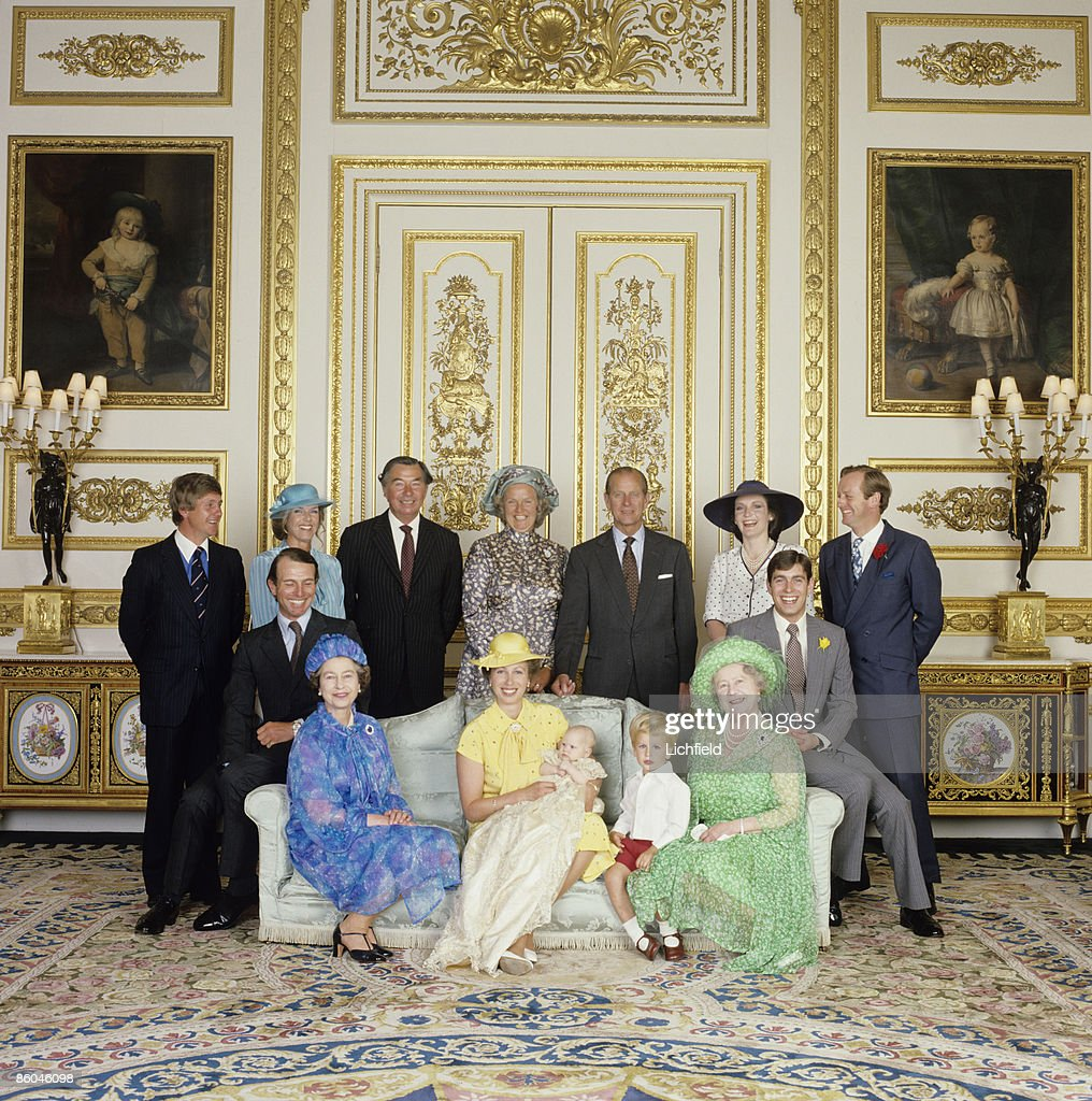 In Focus: Official Portraits Of The Queen And Her Family Through The Years