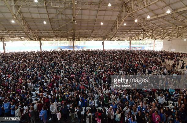 CONTENT] Missa celebrada no Santuário Mãe de Deus em São Paulo | Mass celebrated in the Mother of God Sanctuary in São Paulo | Fé Igreja Católica...