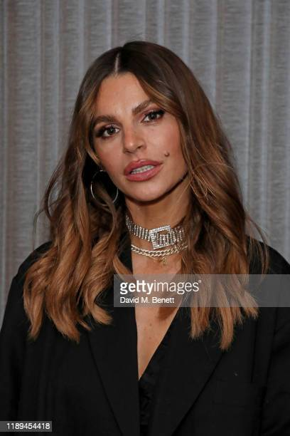 Misse Beqiri attends the Decorte Dinner at The Arts Club on December 18 2019 in London England