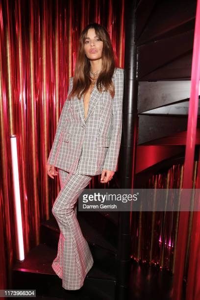 Misse Beqiri attends Twilly X Hermes X Laylow on September 11 2019 in London England