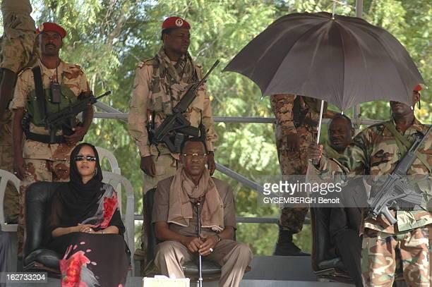 Missed Coup In Chad Jeudi 13 avril une colonne d'une soixantaine de pickup et un demimilliers de rebelles se sont lancés en vain à l'assaut de la...