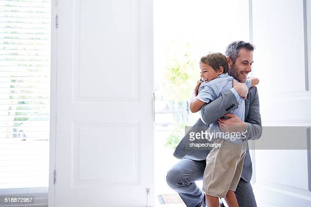 i missed you dad! - human relationship stock pictures, royalty-free photos & images