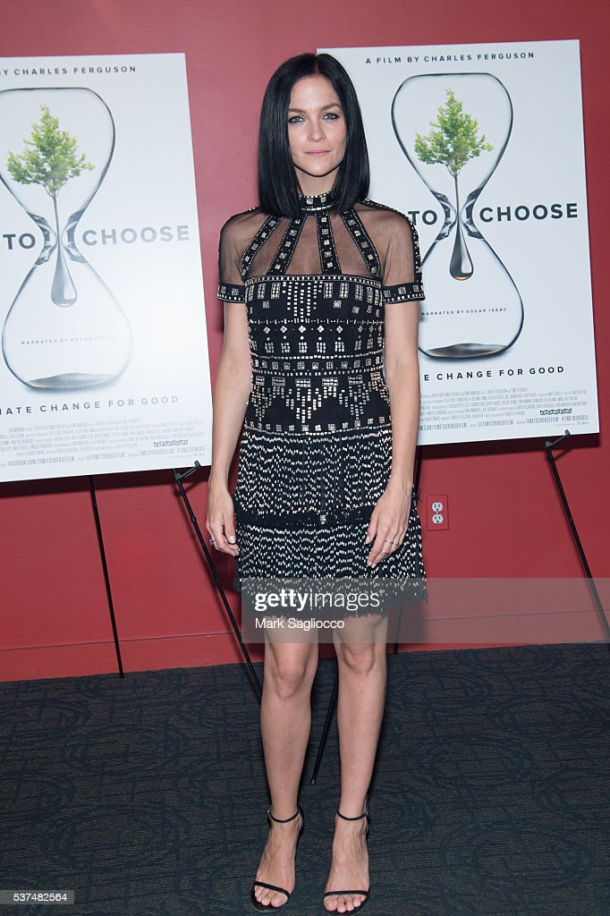 """Time To Choose"" New York Screening"