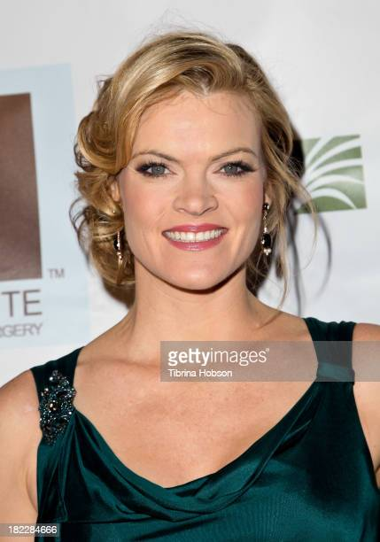 Missi Pyle attends the 4th annual Face Forward LA Gala at Fairmont Miramar Hotel on September 28, 2013 in Santa Monica, California.