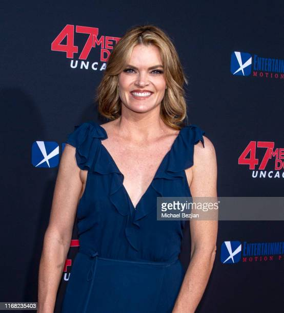 Missi Pyle attends the LA Premiere of 47 Meters Down UNCAGED on August 13 2019 in Los Angeles California