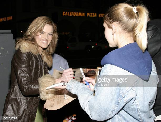 Missi Pyle during '50 First Dates' Los Angeles Premiere at Mann Village Theatre in Westwood California United States