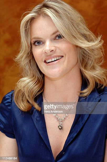 Missi Pyle during 'Alex Rider Operation Stormbreaker' Press Conference with Alicia Silverstone Alex Pettyfer Missi Pyle Geoffrey Sax and Anthony...