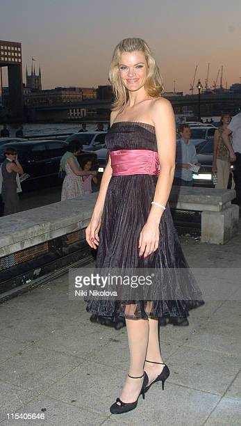 Missi Pyle during 'Charlie and the Chocolate Factory' London Premiere After Party at The Old Billingsgate Fish Market in London Great Britain