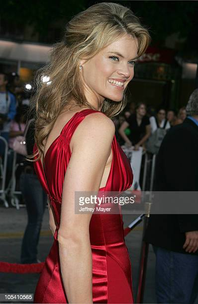 Missi Pyle during 'DodgeBall A True Underdog Story' World Premiere Arrivals at Mann Village Theatre in Westwood California United States