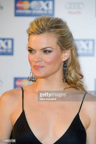 Missi Pyle during FIFPRO World XI Player Awards at BBC Television Centre in London Great Britain