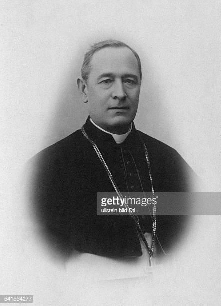 Missia Jacob Cardinal Slowenia*30061838 Photographer Federicis about 1880Vintage property of ullstein bild
