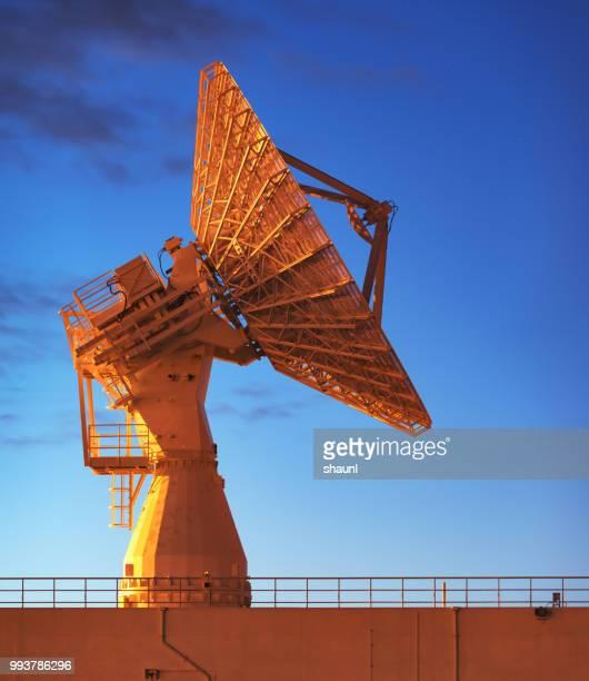 Missile Range Instrumentation Ship