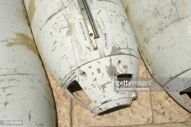 us missiles used by israel in 1967 and 1973 wars with israel, egypt - argenberg stock-fotos und bilder