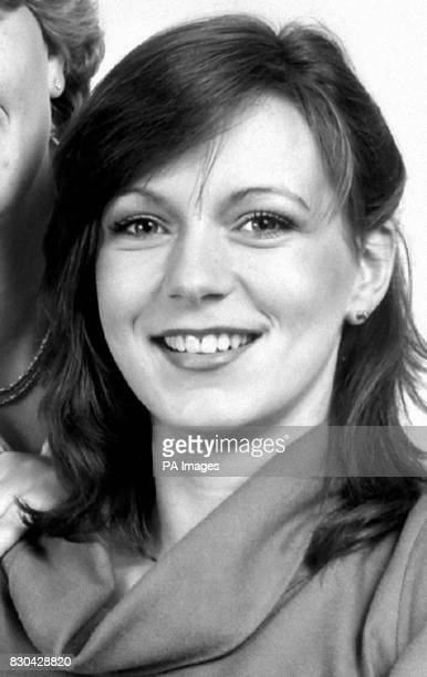 Missing estate agent Suzy Lamplugh who vanished in July 1986 after going to see a client called 'Mr Kipper' in a house in Fulham London *25/7/00 A...