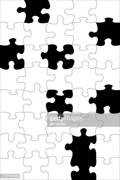 missing pieces - double_entendre stock pictures, royalty-free photos & images